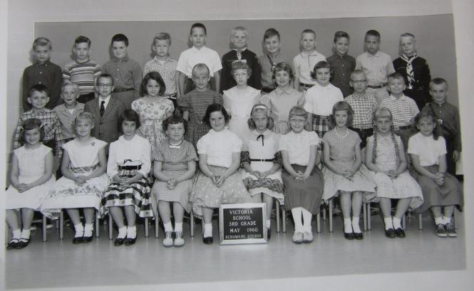 Victoria Elementary 1960